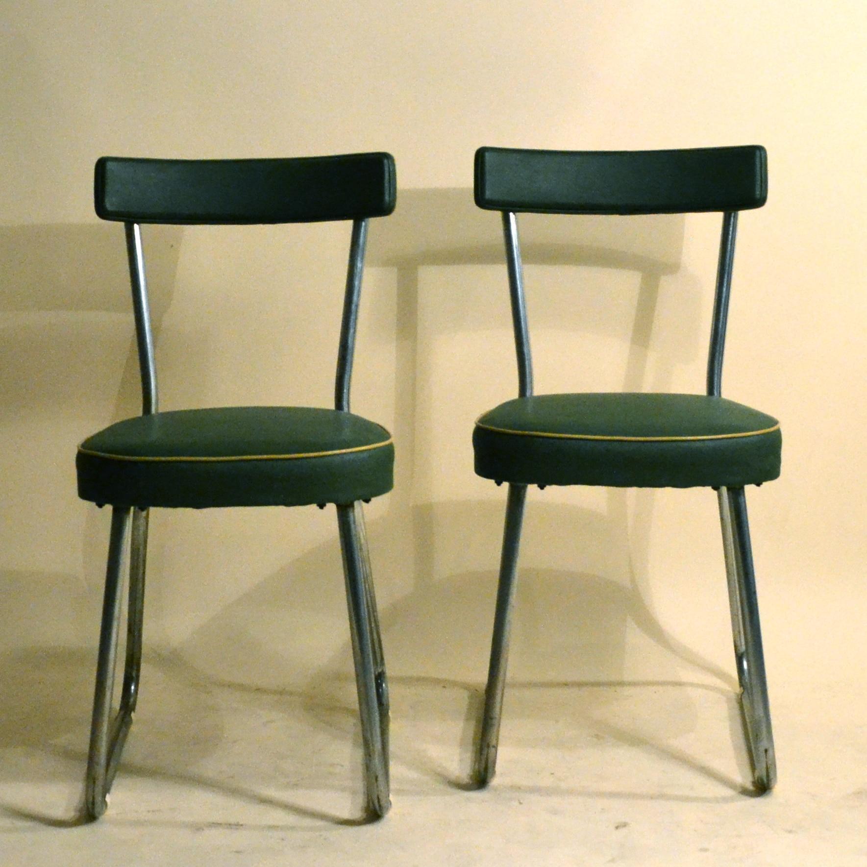 2 chaises design industriel bindies for Chaise design industriel
