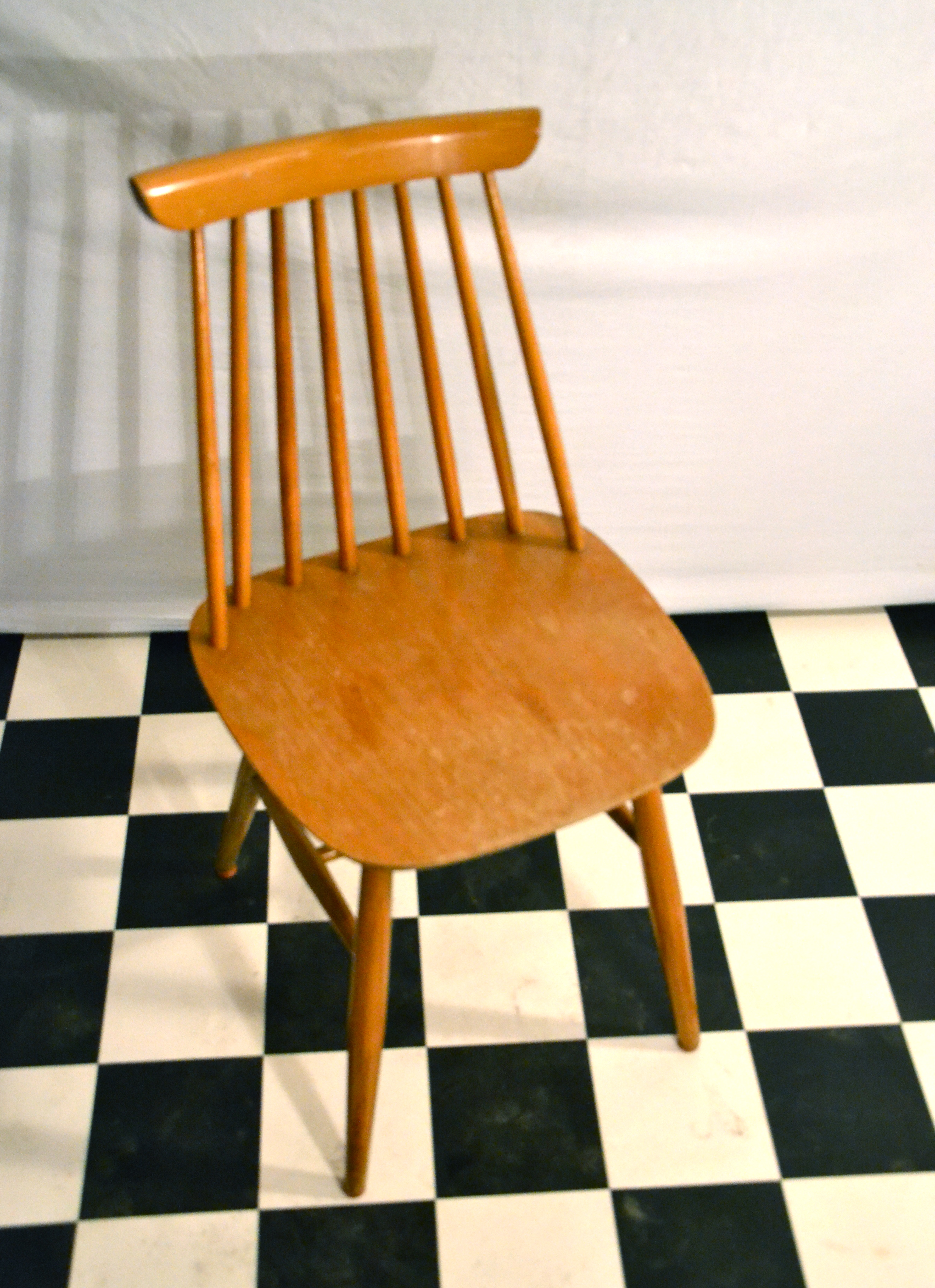 Chaise scandinave style fanett bindies for Chaise cocktail scandinave