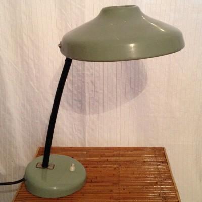 Lampe de bureau design industriel
