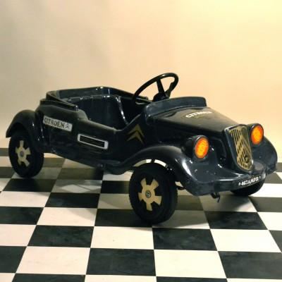 Voiture à pédales Citroën
