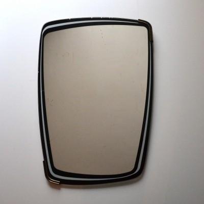 Miroir rétroviseur des années 60