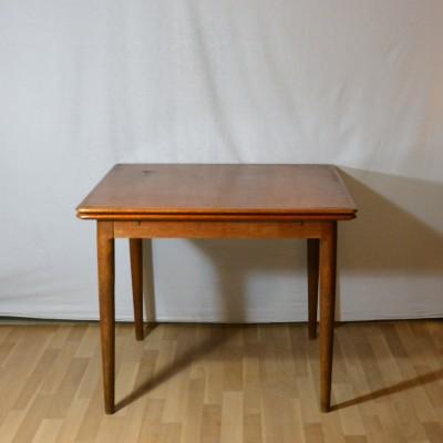 Table danoise à rallonges