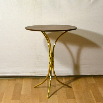 Petite table ronde