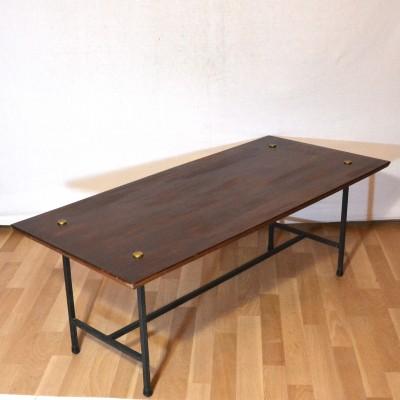 Table basse années 60