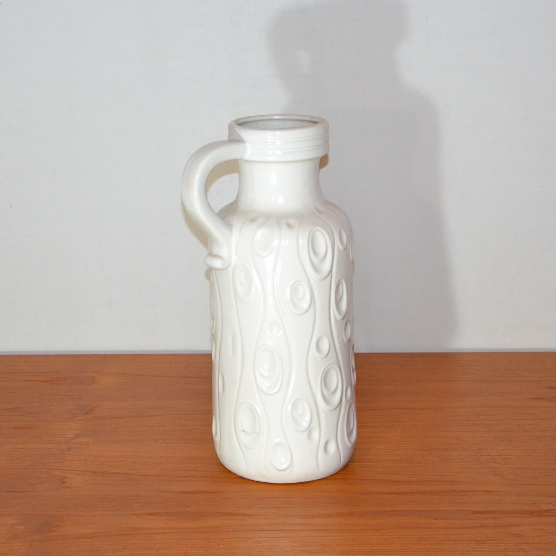 grand vase west germany bindies. Black Bedroom Furniture Sets. Home Design Ideas