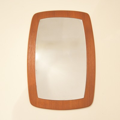 Miroir scandinave années 60