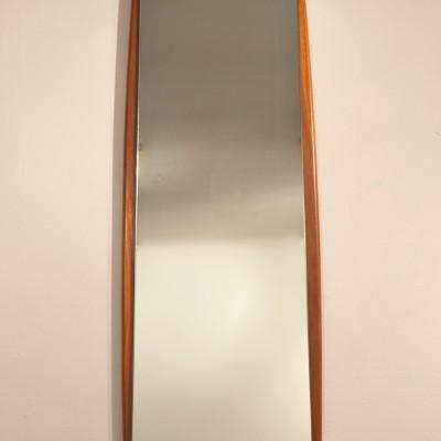 Grand miroir scandinave années 60