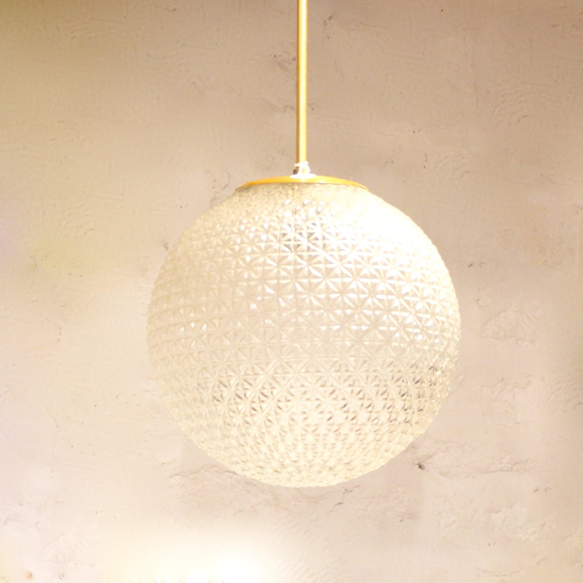 suspension boule de verre bindiesbindies. Black Bedroom Furniture Sets. Home Design Ideas