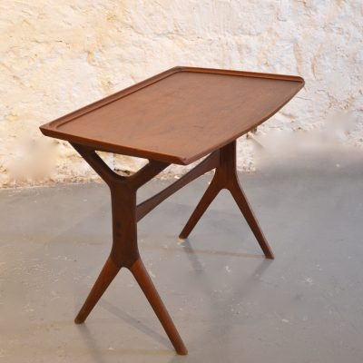 Coffee table scandinave années 50