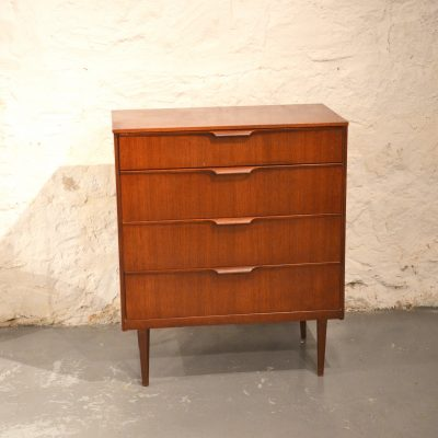 Commode F. Guille de style scandinave