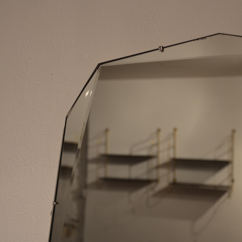 Miroir art d co biseaut bindies for Miroir art deco