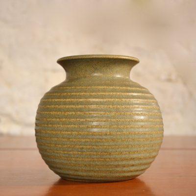 Vase boule français