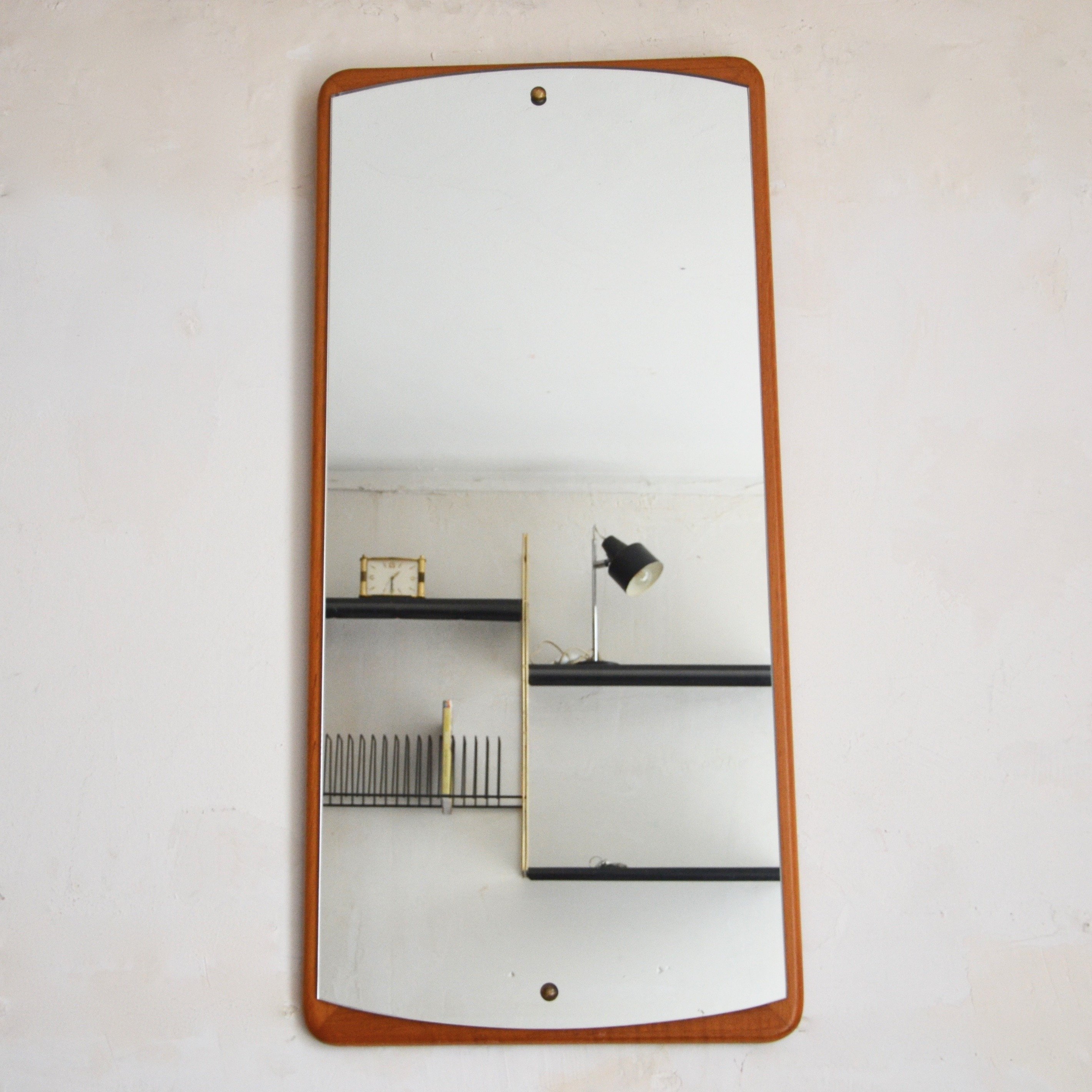 Grand miroir scandinave bindies for Miroir allonge