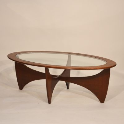 Table basse Astro ovale