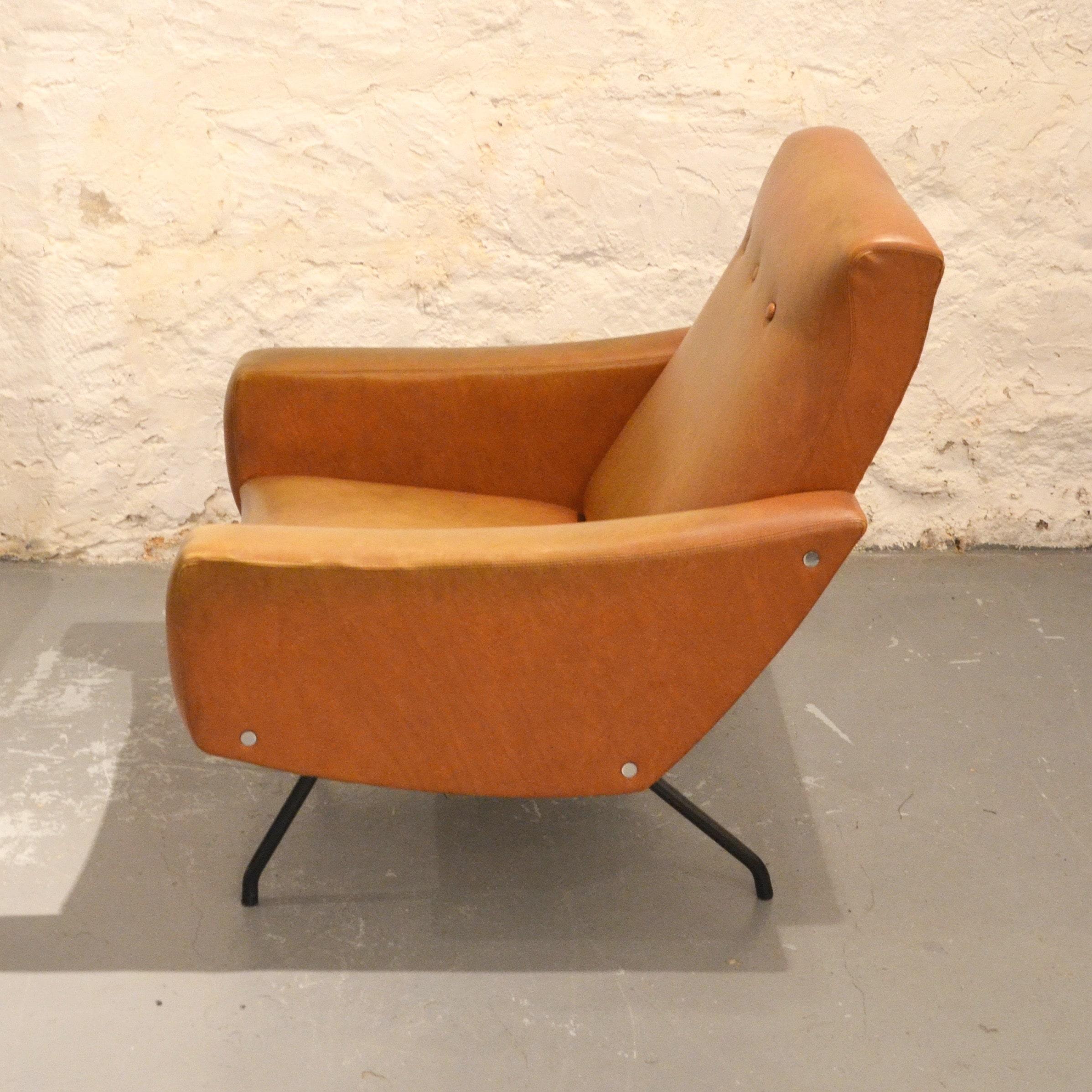 fauteuil steiner ann es 60 bindiesbindies. Black Bedroom Furniture Sets. Home Design Ideas