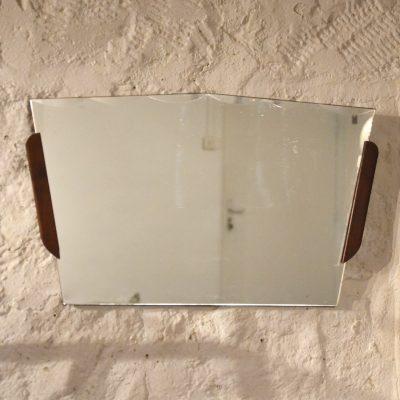 Miroir scandinave ciselé