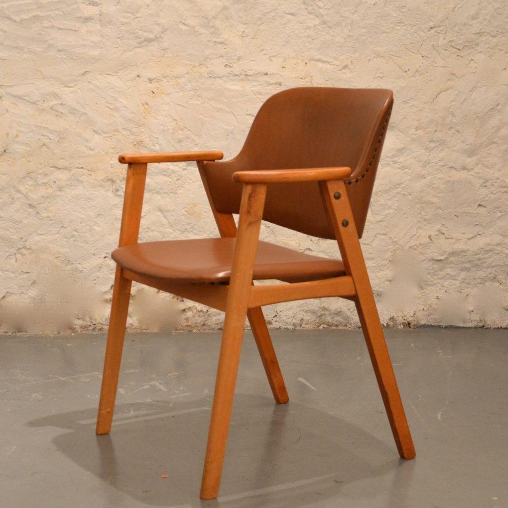 fauteuil de bureau scandinave bindiesbindies. Black Bedroom Furniture Sets. Home Design Ideas