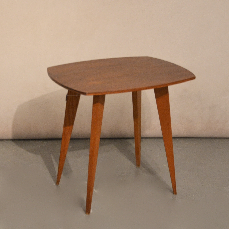 Petite table d appoint ann es 50 bindies - Petite table d entree ...