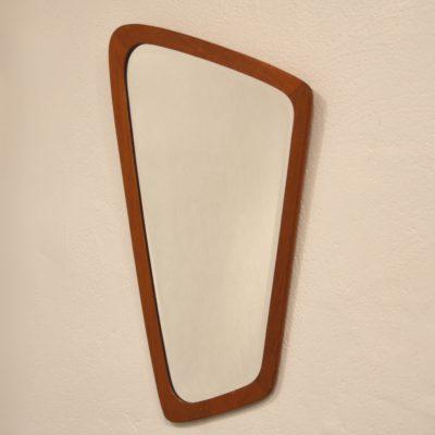 Miroir danois de forme libre