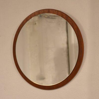 Miroir scandinave tout rond