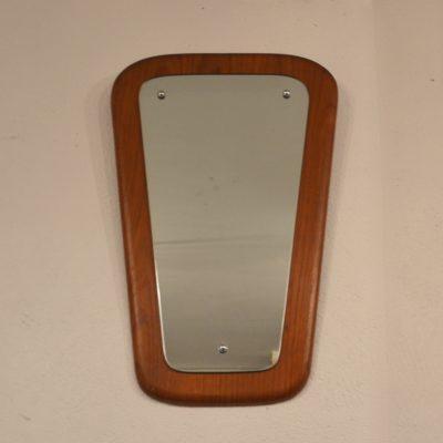 Petit miroir scandinave