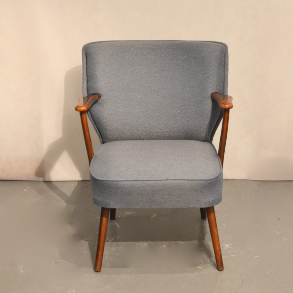 fauteuil cocktail ann es 60 retapiss bindiesbindies. Black Bedroom Furniture Sets. Home Design Ideas
