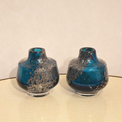 Vases en verre soufflé Florida
