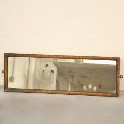Miroir de bateau ancien