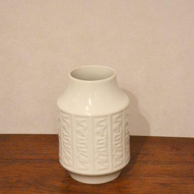 Petit vase en porcelaine de Bavière