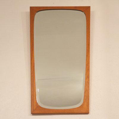 Miroir danois biseauté