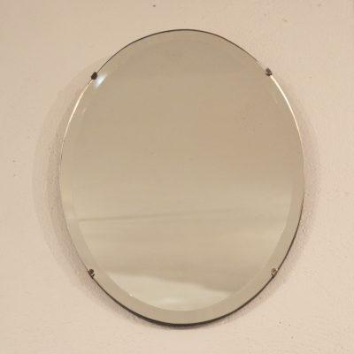 Petit miroir Art déco