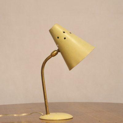 Petite lampe à poser années 50