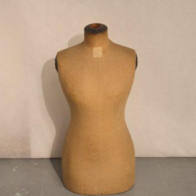 Mannequin de couture ancien