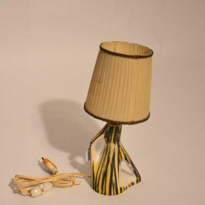 Petite lampe à poser en céramique