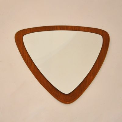 Miroir scandinave triangle