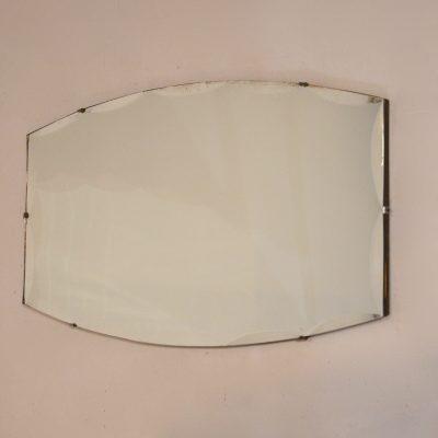Grand miroir style Art déco
