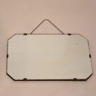 Miroir style Art déco ciselé
