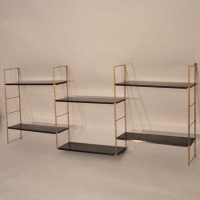 Système d'étagères modulables