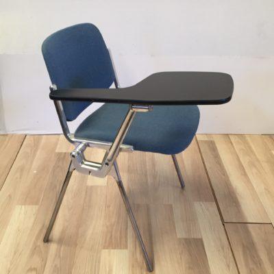 Chaise Castelli bleue