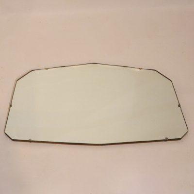Miroir biseauté style Art déco