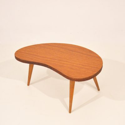 Petite table tripode Haricot
