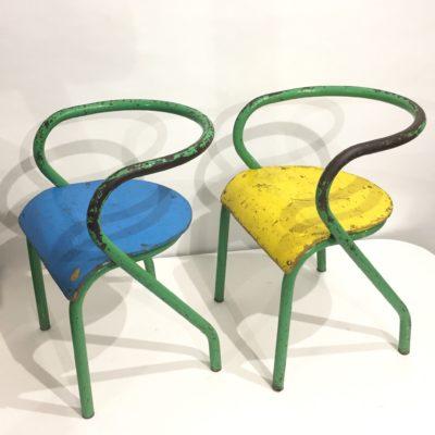 Mini chaise Hitier pour enfant