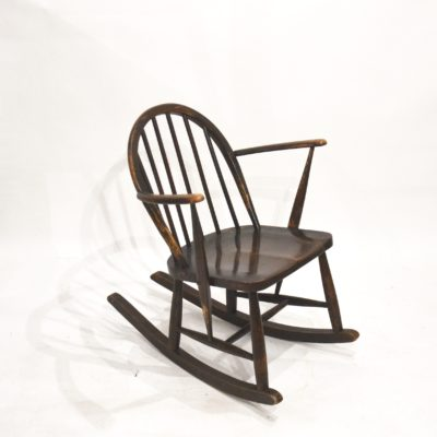 Rocking chair Ercol enfant