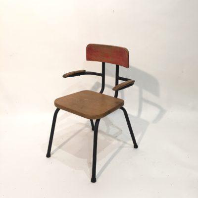 Mini chaise école pour enfant