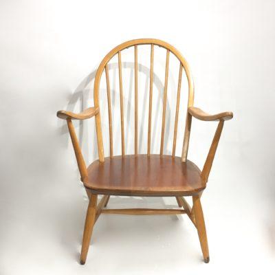 Petit fauteuil anglais