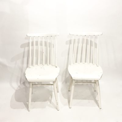 Paire de chaises style Tapiovaara