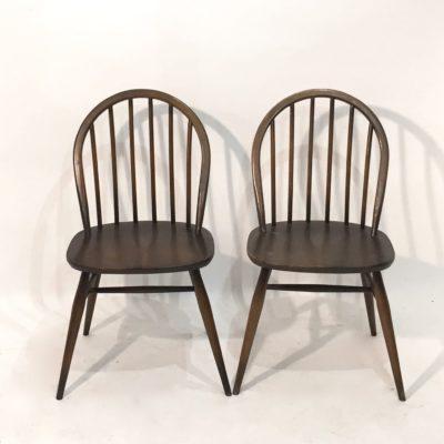 Paire de chaises Ercol Windsor