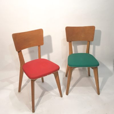 Chaises Monobloc