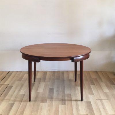 Table à manger danoise Hans Olsen