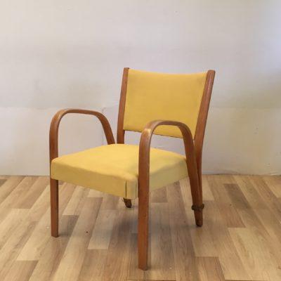 Fauteuil Steiner modèle Bow Wood
